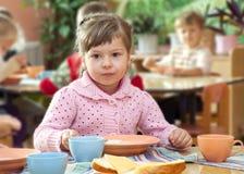 όνειρα γευμάτων Στοκ Εικόνες