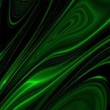 όνειρα πράσινα διανυσματική απεικόνιση