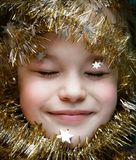 όνειρα Χριστουγέννων Στοκ φωτογραφία με δικαίωμα ελεύθερης χρήσης