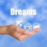 Όνειρα Στοκ Εικόνες