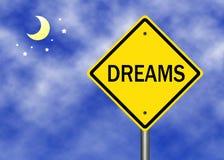 Όνειρα Στοκ εικόνες με δικαίωμα ελεύθερης χρήσης