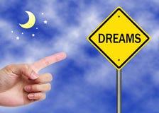 Όνειρα Στοκ εικόνα με δικαίωμα ελεύθερης χρήσης