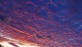 Όνειρο ηλιοβασιλέματος Στοκ εικόνα με δικαίωμα ελεύθερης χρήσης