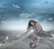 όνειρο πραγματικό Στοκ φωτογραφίες με δικαίωμα ελεύθερης χρήσης