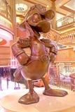 Όνειρο του Donald Disney ναυάρχων Στοκ φωτογραφία με δικαίωμα ελεύθερης χρήσης