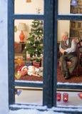 όνειρο Χριστουγέννων στοκ εικόνα με δικαίωμα ελεύθερης χρήσης