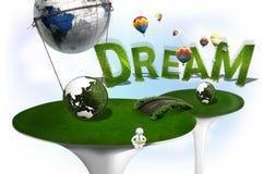 όνειρο Στοκ φωτογραφία με δικαίωμα ελεύθερης χρήσης
