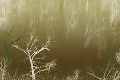 όξινη βροχή Στοκ Εικόνα