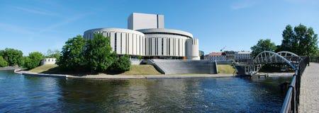 όπερα οικοδόμησης Στοκ Εικόνα
