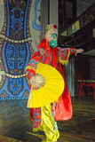 όπερα προσώπου Στοκ φωτογραφία με δικαίωμα ελεύθερης χρήσης