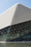 όπερα σπιτιών guangzhou της Κίνας Στοκ Εικόνες