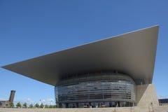 Όπερα της Κοπεγχάγης Στοκ εικόνες με δικαίωμα ελεύθερης χρήσης