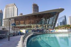 Όπερα του Ντουμπάι Στοκ Εικόνες