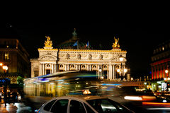 Όπερα του Παρισιού στοκ φωτογραφίες με δικαίωμα ελεύθερης χρήσης