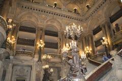 Όπερα του Παρισιού Στοκ Εικόνα