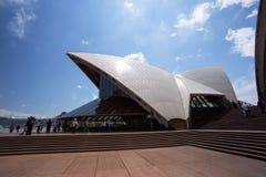 Όπερα του Σίδνεϊ, Νότια Νέα Ουαλία Στοκ φωτογραφία με δικαίωμα ελεύθερης χρήσης