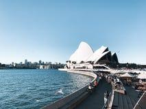 Όπερα του Σίδνεϊ στοκ φωτογραφίες