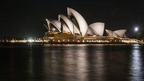 Όπερα του Σίδνεϊ στοκ φωτογραφία με δικαίωμα ελεύθερης χρήσης