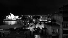 Όπερα του Σίδνεϊ Στοκ Εικόνα