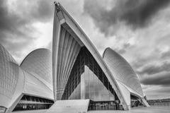 Όπερα του Σίδνεϊ Στοκ φωτογραφίες με δικαίωμα ελεύθερης χρήσης