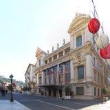 Όπερα de Νίκαια Στοκ εικόνες με δικαίωμα ελεύθερης χρήσης