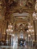 Όπερα de Παρίσι Στοκ φωτογραφία με δικαίωμα ελεύθερης χρήσης