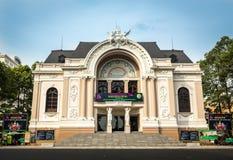 Όπερα Saigon Στοκ Εικόνα