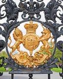 όπλα βασιλικά Στοκ εικόνα με δικαίωμα ελεύθερης χρήσης