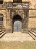 Όπλα φύσης του Castle στοκ φωτογραφία με δικαίωμα ελεύθερης χρήσης