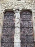 Όποιος ονομάστηκε την ομορφότερη αρχιτεκτονική, Notre Dame de PA Στοκ φωτογραφίες με δικαίωμα ελεύθερης χρήσης