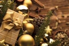 όπως η ανασκόπηση είναι μπορεί θέμα απεικόνισης Χριστουγέννων χρησιμοποιούμενο Στοκ Εικόνα