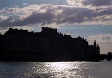 Όπως μια βάρκα Στοκ φωτογραφία με δικαίωμα ελεύθερης χρήσης