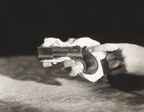 όπλο δολοφονίας στοκ εικόνες
