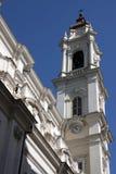 Όραμα ενός πύργου εκκλησιών στην πόλη του Τορίνου Στοκ εικόνα με δικαίωμα ελεύθερης χρήσης