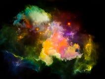 Όραμα του διαστήματος ονείρου Στοκ φωτογραφίες με δικαίωμα ελεύθερης χρήσης