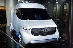Όραμα Van concept της Mercedes-Benz Στοκ Εικόνες