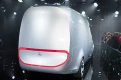 Όραμα Van concept της Mercedes-Benz Στοκ εικόνα με δικαίωμα ελεύθερης χρήσης
