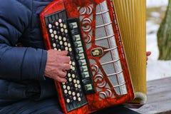 όργανα μουσικά Απόδοση ορχηστρών Στοκ φωτογραφία με δικαίωμα ελεύθερης χρήσης