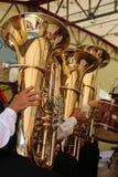 όργανα μουσικά Στοκ Εικόνα