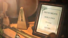 Όργανα Νέος και χρησιμοποιημένος, συντονισμός και επισκευή απόθεμα βίντεο