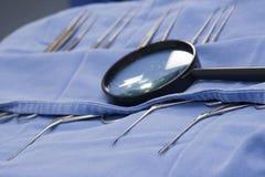 όργανα χειρουργικά Στοκ Φωτογραφία