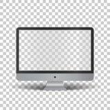 Όργανο ελέγχου χωρίς οθόνη στο διαφανές υπόβαθρο Στοκ εικόνες με δικαίωμα ελεύθερης χρήσης