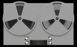 Όργανο καταγραφής ταινιών εξελίκτρων Στοκ φωτογραφία με δικαίωμα ελεύθερης χρήσης
