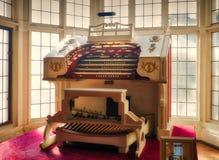 Όργανο σε Casa Loma Τορόντο Στοκ Εικόνες