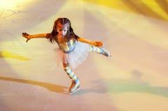 Όρενμπουργκ, Ρωσία - 26 03 2016: Σκέιτερ παιδιών Στοκ Φωτογραφία