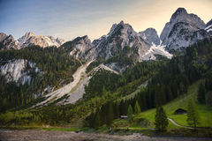 όρη Αυστριακός Στοκ φωτογραφία με δικαίωμα ελεύθερης χρήσης