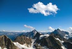 όρη Ελβετός στοκ φωτογραφίες με δικαίωμα ελεύθερης χρήσης