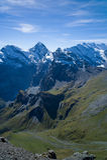 όρη Ελβετός Στοκ φωτογραφία με δικαίωμα ελεύθερης χρήσης
