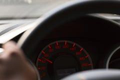 Όριο ταχύτητας στοκ φωτογραφίες