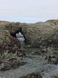 Όρμος βράχου στοκ φωτογραφία με δικαίωμα ελεύθερης χρήσης